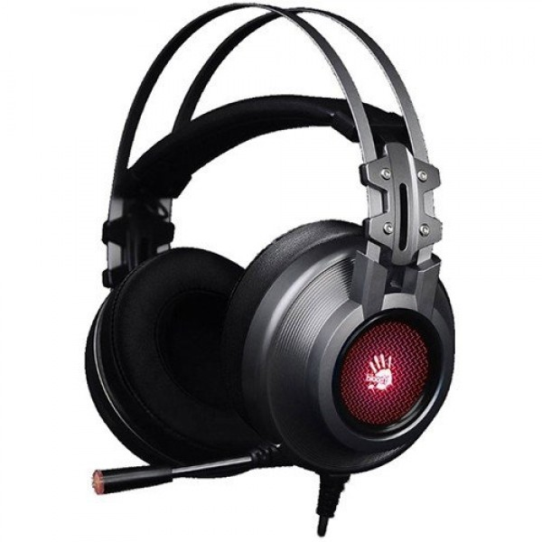 A4 TECH G525 Bloody Gaming slušalice sa mikrofonom crna