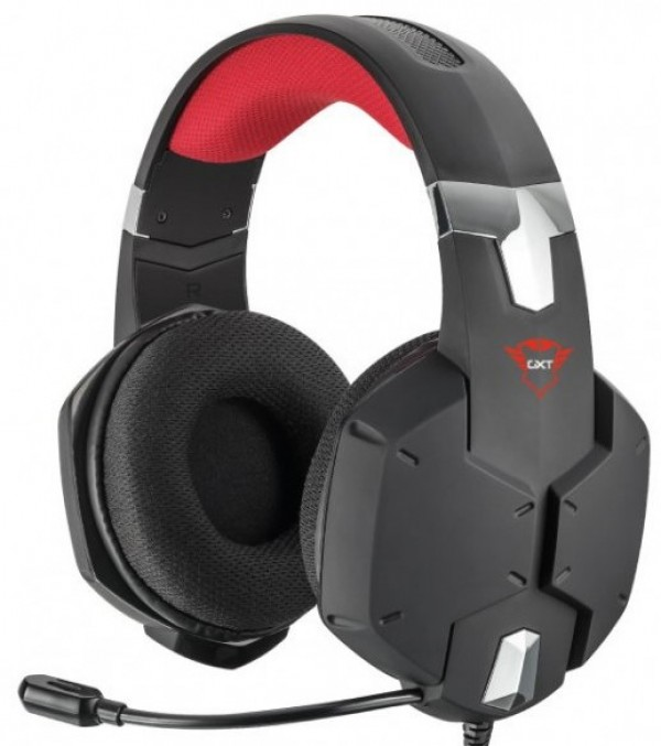 Trust Gaming GXT 322 Carus Headset crni' ( '20408' )