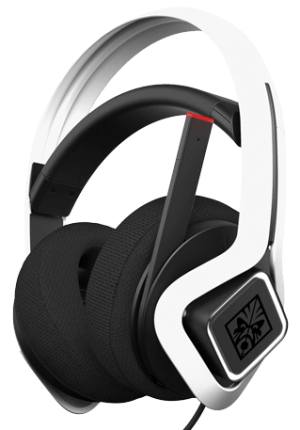 OMEN by HP Mindframe Prime Headset (6MF36AA) USB black white' ( '6MF36AA' )