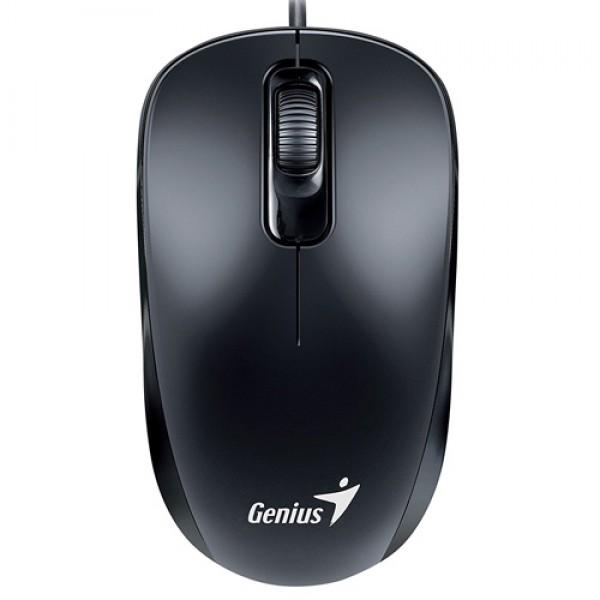 GENIUS DX-110 USB Optical crni miš