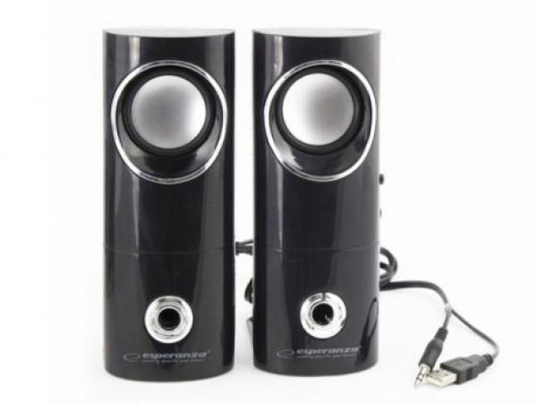 Zvučnik Esperanza ep121 zvucnik stereo 2.0