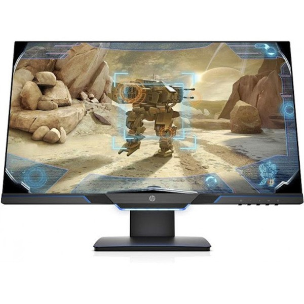 27'' FHD 1920x1080@60Hz, 16:9, 1000:1, 1 ms, 400 cd/m?, 160°/170°, 1 DisplayPort 1.2 in (with HDCP support), 1 HDMI 2.0 (with HDCP support),