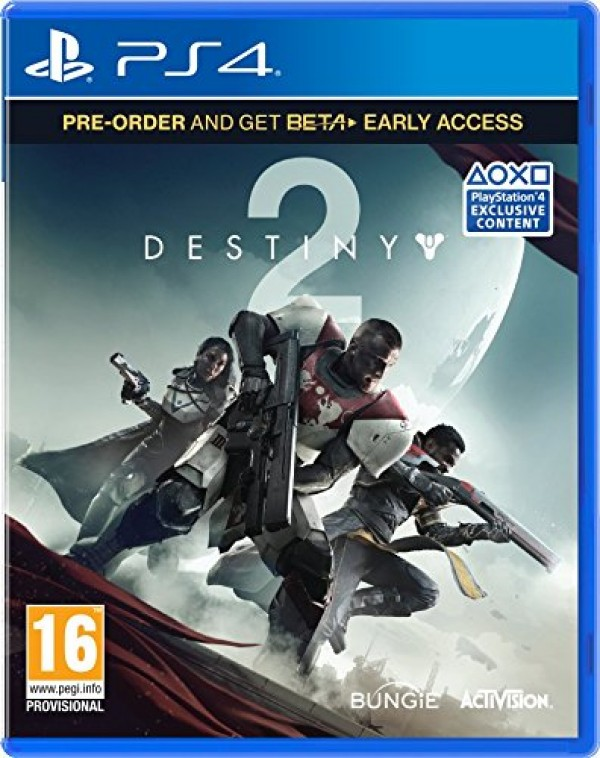 PS4 Destiny 2 ( 88094UK )