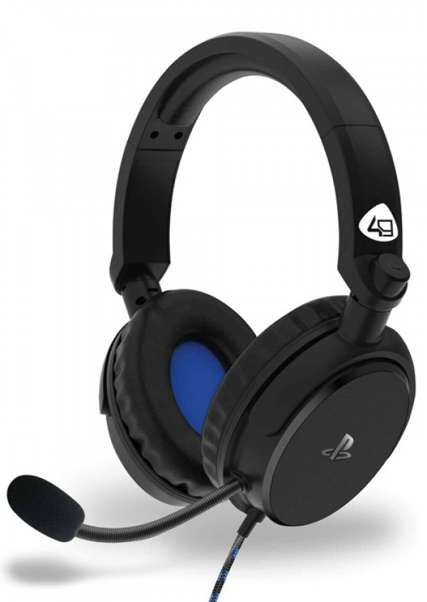 PS4 Stereo Gaming Headset Pro4-50S Black (  )
