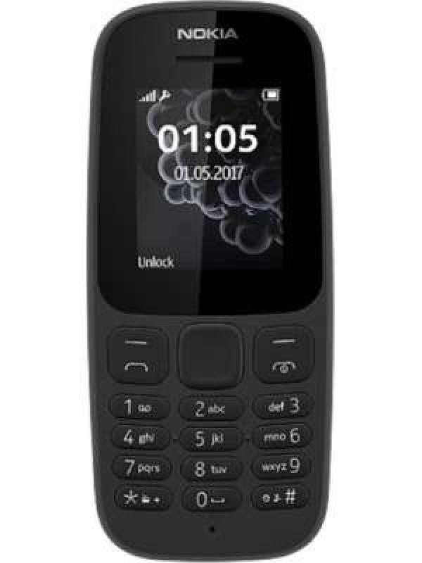 Nokia 105 DS Black 2019 Dual Sim' ( '16KIGB01A06' )