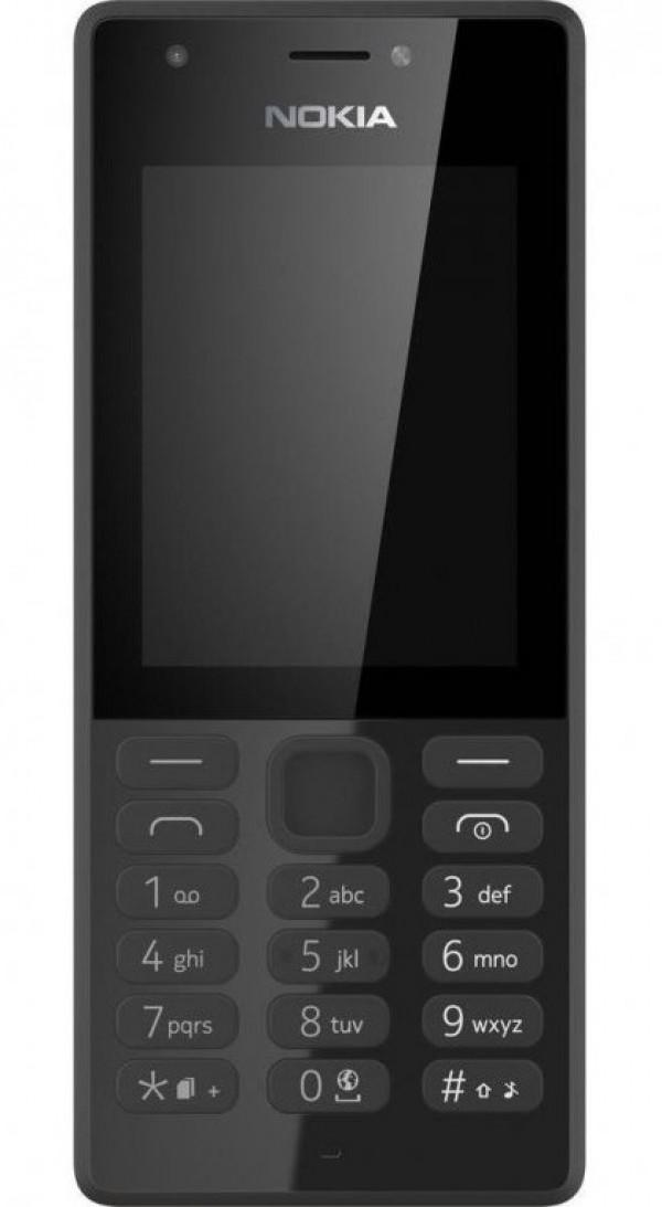 Nokia 216 DS Black Dual Sim' ( 'A00027747' )