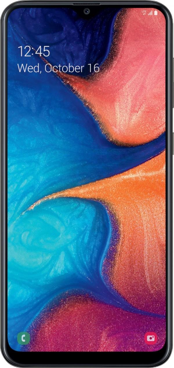 Samsung Galaxy A20 DS crni