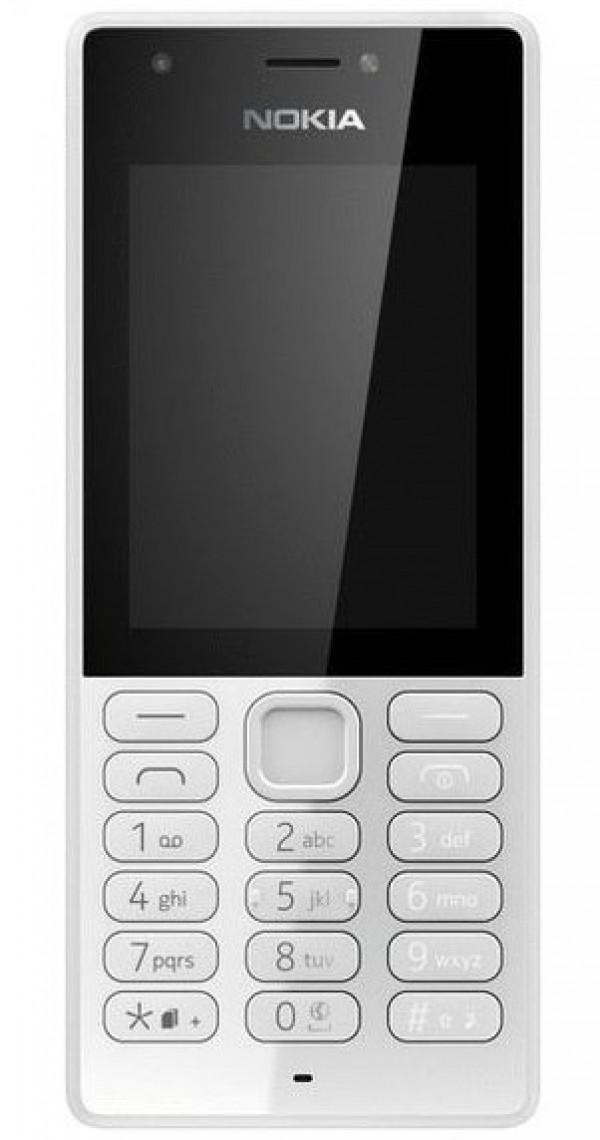 Nokia 216 DS Light Grey Dual Sim' ( 'A00027748' )