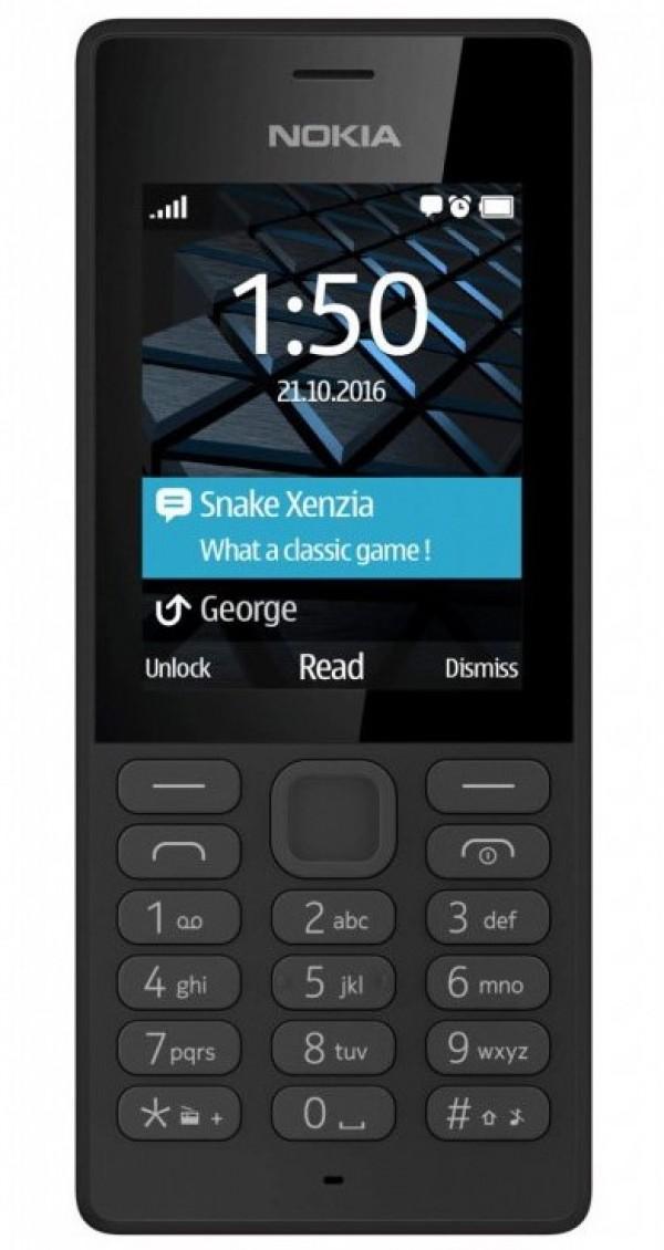 Nokia 150 DS Black 2020 Dual Sim' ( '16GMNB01A02' )