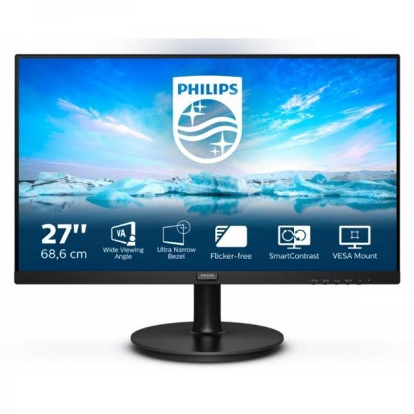 Monitor 27 Philips 271V8L00 VA 75Hz VGAHDMI