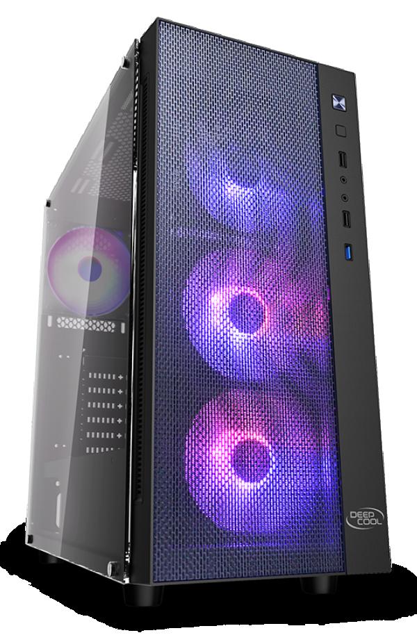 Kućište DeepCool Matrexx 55 MESH 4F ADD-RGB