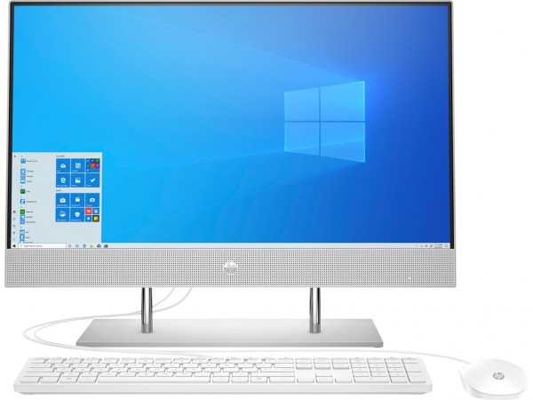 HP 24-dp0095ny AiO 23.8'' FHD IPSRyzen 3 4300U8GB256GBRadeonWin 10 HomeSilver (22H71EA)' ( '22H71EA' )