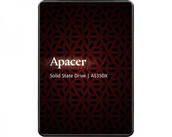 APACER 256GB 2.5'' SATA III AS350X SSD