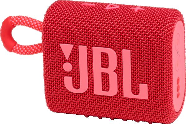 JBL bežični zvučnik GO 3 crveni