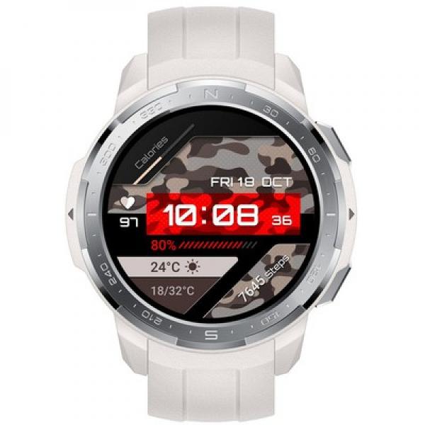 HONOR Sportski GPS sat GS Pro (Bela)
