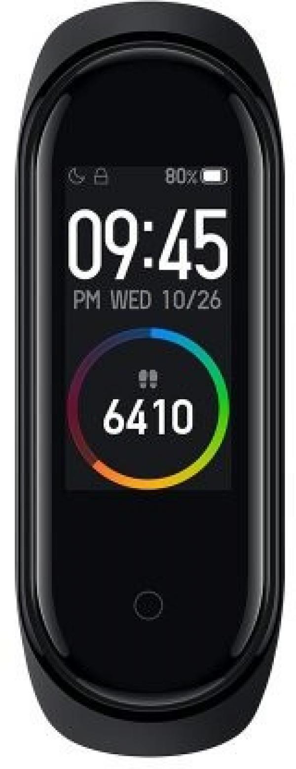 Xiaomi Narukvica Mi Smart Band 4, Amoled 0.95'', 120 x 240 RGB'', baterija do 20 dana, boja Crna' ( 'MGW4060PO' )