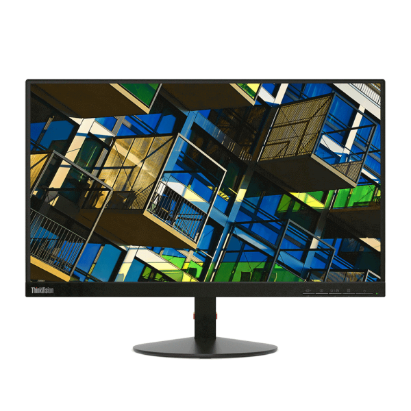 21.5'' ThinkVision S22e, 1920x1080 16:9 Wide, WLED, 3000:1 ( 3M:1), 6ms (4ms extreme mode), 250 cd/m2, 178/178, VGA, HDMI, Tilt Stand ( 61C9