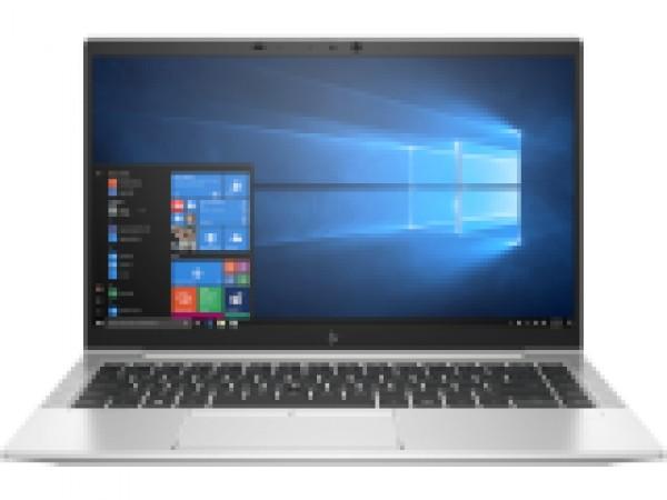 HP EliteBook 840 G7, Intel Core i5-10210U, 8GB DDR4-2666 SDRAM, 256GB PCIe NVMe M.2 SSD, 14'' IPS AG UWVA FHD 1920x1080, Intel UHD Graphics
