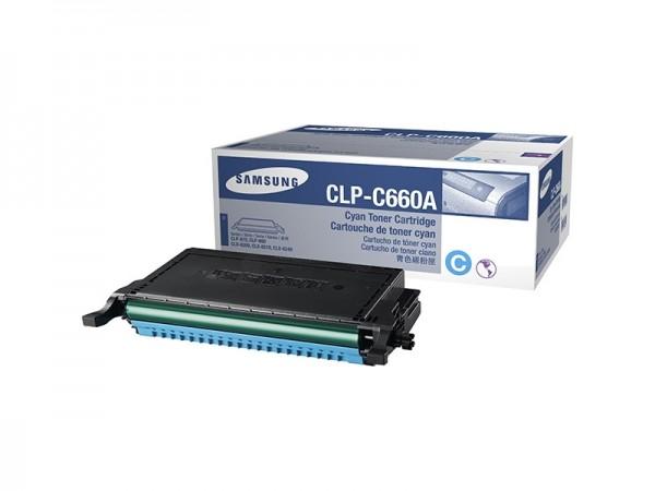 Samsung CLP-C660A Cyan Toner' ( 'ST880A' )