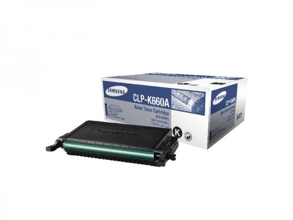 Samsung CLP-K660A Black Toner' ( 'ST899A' )