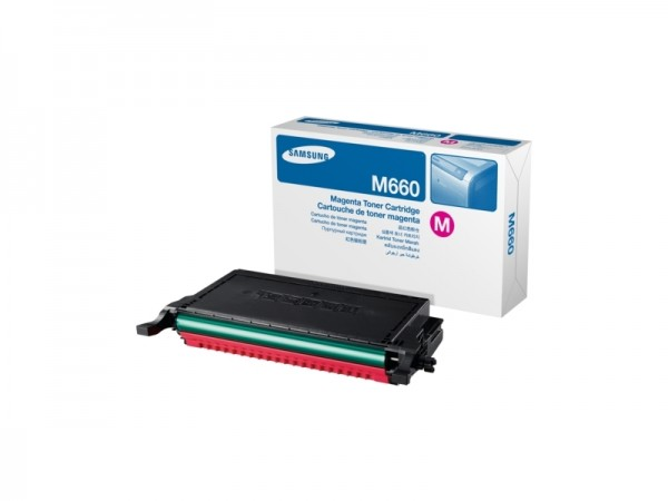 Samsung CLP-M660A Magenta Toner' ( 'ST919A' )
