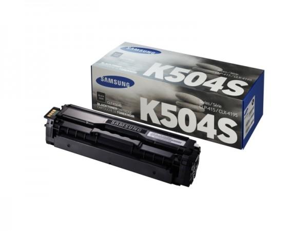 Samsung CLT-K504S Black Toner Cartridge' ( 'SU158A' )