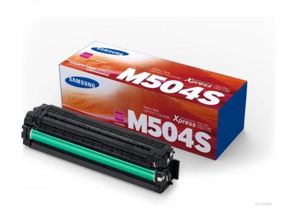 Samsung CLT-M504S Magenta Toner Cartridge' ( 'SU292A' )