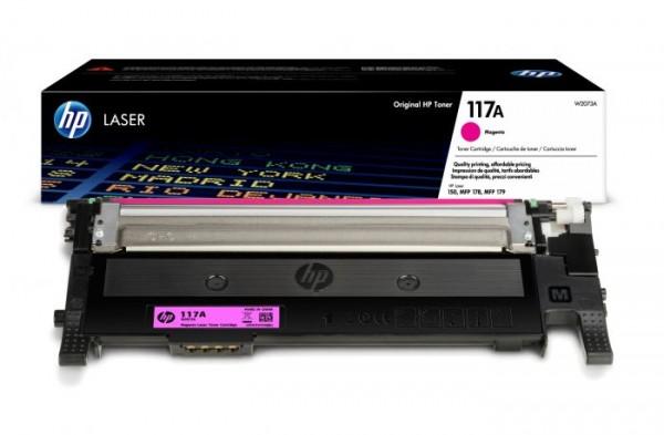 HP 117A Magenta Original LaserToner Cartridge' ( 'W2073A' )