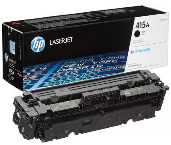 HP 415A Black LaserJet Toner Cartridge' ( 'W2030A' )