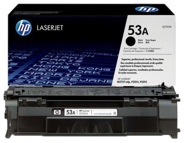 HP Toner LJ P2014 P2015M2727MFP [Q7553A]' ( 'Q7553A' )