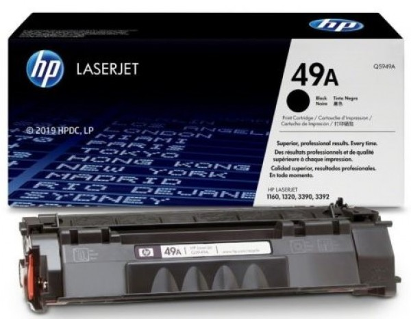 HP Toner LJ 116013203390all-in-one3392all-in-one  [Q5949A]' ( 'Q5949A' )