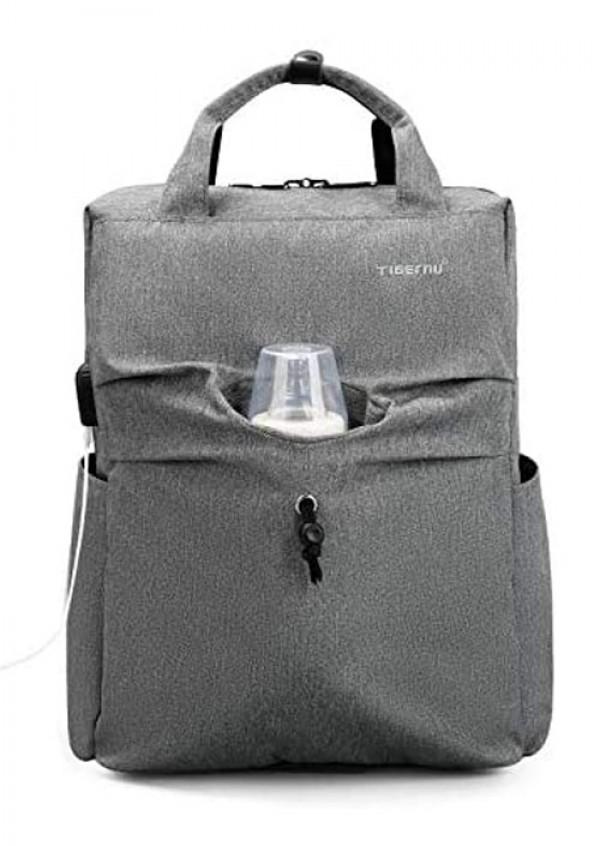 Ranac za laptop T-B3355 14'' Grey ( T-B3355 )