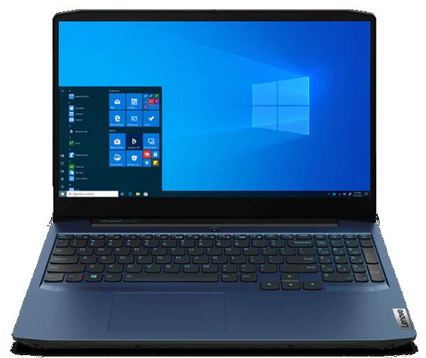 Lenovo Gaming 3 15ARH05 Ryzen 5-4600H 15.6''IPS FHD8GB256GB SSDGTX1650-4GBDOSChameleon Blue' ( '82EY0083YA' )