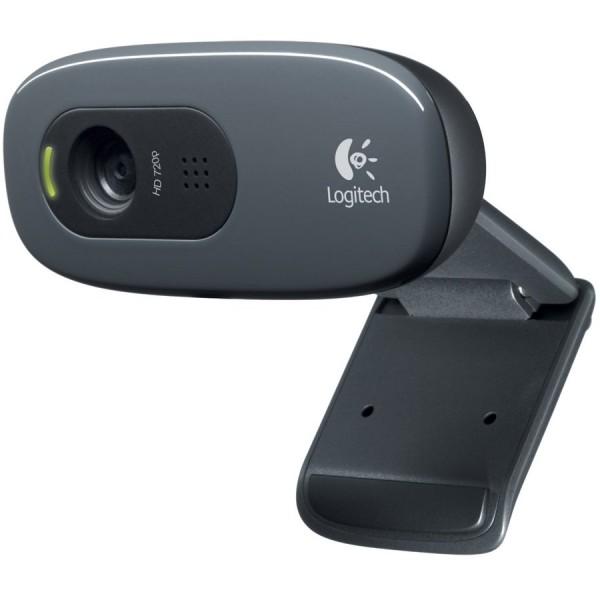 LOGITECH HD Webcam C270 - EMEA ( 960-001063 )