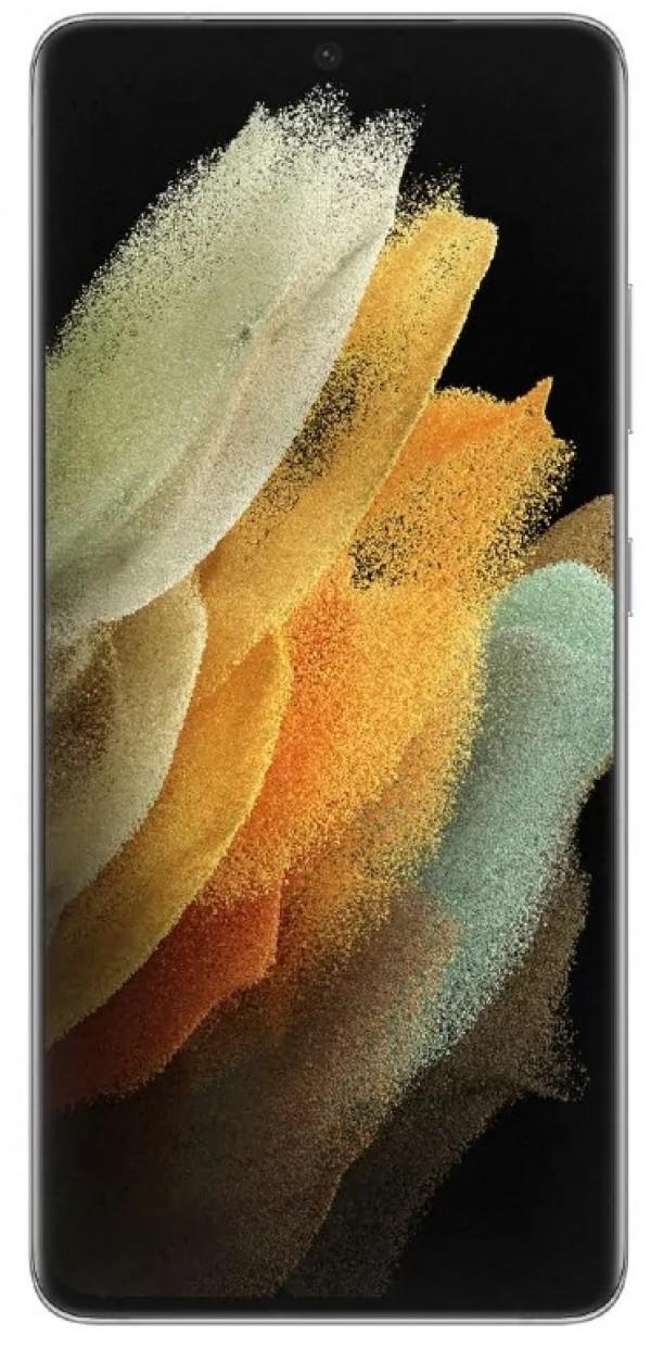 Samsung Galaxy S21 Ultra Silver DS' ( 'SM-G998BZSDEUC' )