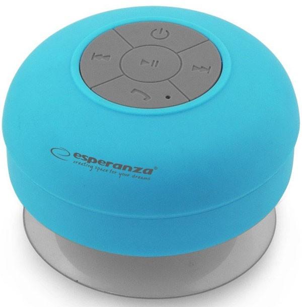 Zvučnik Esperanza ep124b bezicni zvucnik bluetooth, mikro sdmp3 playr plavi