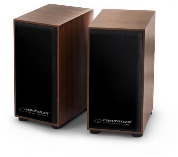Zvučnik Esperanza ep122 zvucnik stereo 2.0