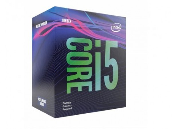 INTEL Core i5-9400F 6-Core 2.9GHz (4.1GHz) Box