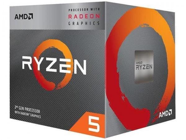 AMD Ryzen 5 3500 6 cores 3.6GHz (4.1GHz) MPK