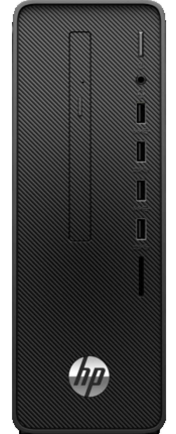 HP 290 G3 SFF, Intel Core i5-10500, 16GB DDR4-2666 SDRAM, 256GB PCIe NVMe SSD, Intel UHD Graphics, Slim DVD-Writer, USB wired kbd + mouse,