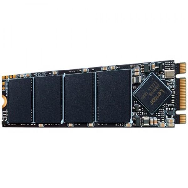 LEXAR NM100 512GB SSD, M.2 2280, SATA (6Gbs), up to 550 MBs read and 440 MBs write EAN: 843367112104 ( LNM100-512RB )