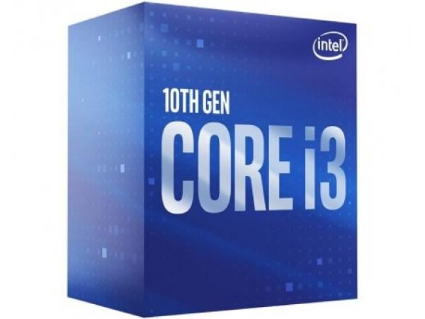 Intel CPU Core i3, i3-10300 (3.7Ghz, 6MB, LGA1200) Comet Lake, UHD630, 14nm, BOX' ( 'I310300' )