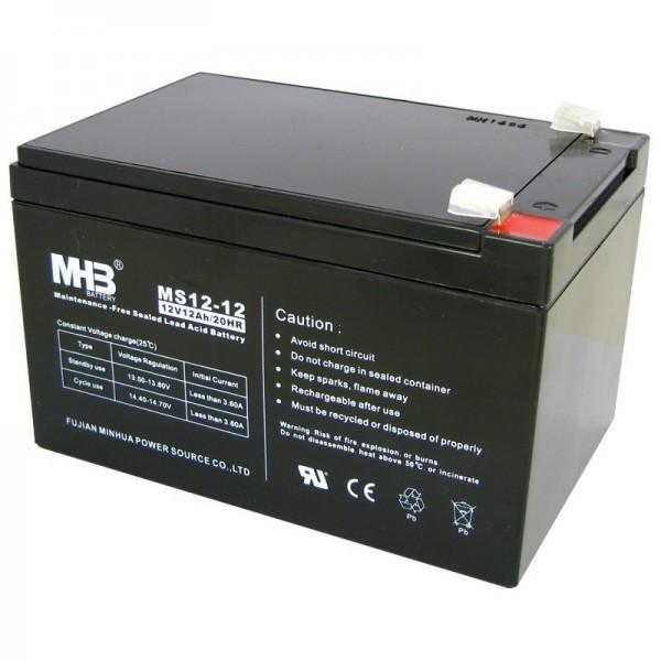 Baterija UPS MHB 12V 12Ah