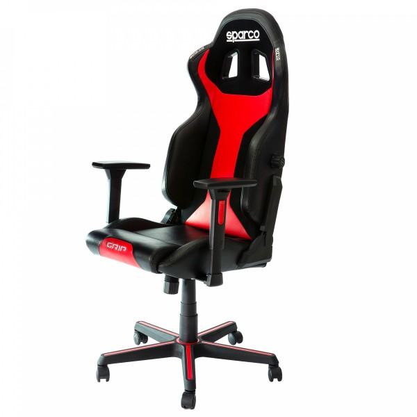 GRIP Gaming/office chair Black/Redsky ( 00989NRRSSKY )