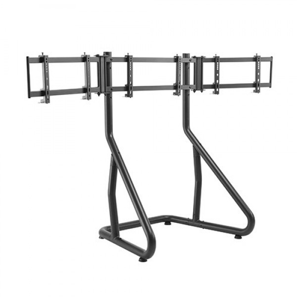 Triple Monitor Floor Stand ( LRS01-SR02 )