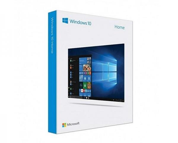 MICROSOFT Windows Home 10 FPP P2 32-bit64-bit (HAJ-00054)