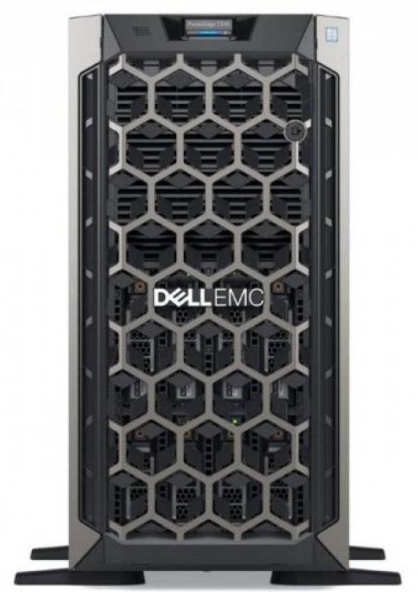 DELL PowerEdge T440 1x Xeon Silver 4208 8C 1x16GB H730P 1x600GB SAS 495W(1+1) 3yr NBD