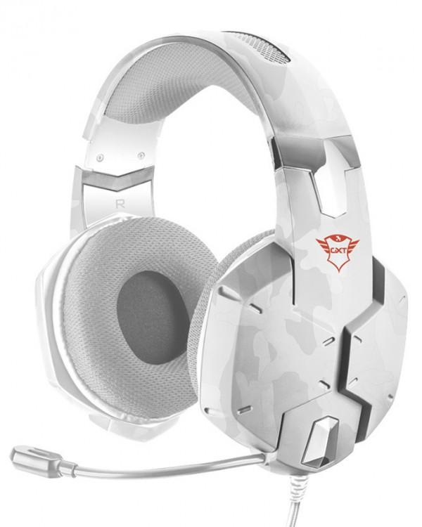 Trust slušalice GXT 322W Carus Snow Camo gaming Headset maskirni-beli' ( '20864' )