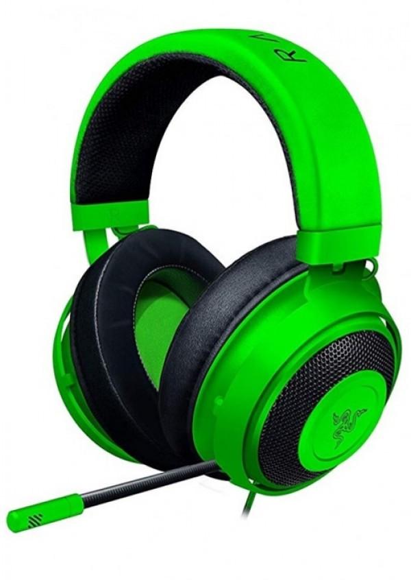 Kraken Gaming Headset TE USB Green ( RZ04-02051100-R3M1 )