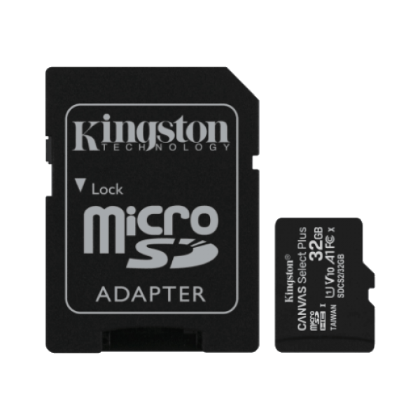 MICRO SD 32GB KINGSTON SDCS232GBSP
